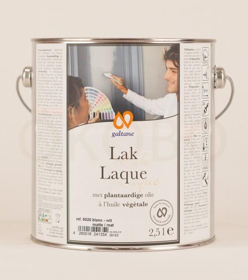 Laque à l'huile végétale - GALTANE - 2,5L