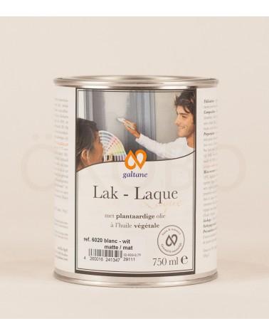 Laque à l'huile végétale - GALTANE - 0,75L