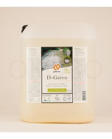 Démoussant naturel D-Green - GALTANE - 20L