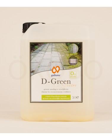 Démoussant naturel D-Green - GALTANE - 5L