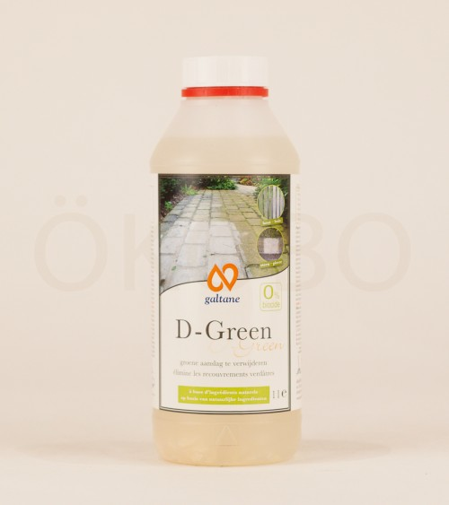 Démoussant naturel D-Green - GALTANE - 1L